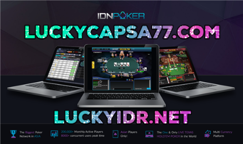 Sejarah Poker Online IDN Play
